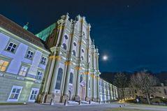 Nachts an der Kosterkirche