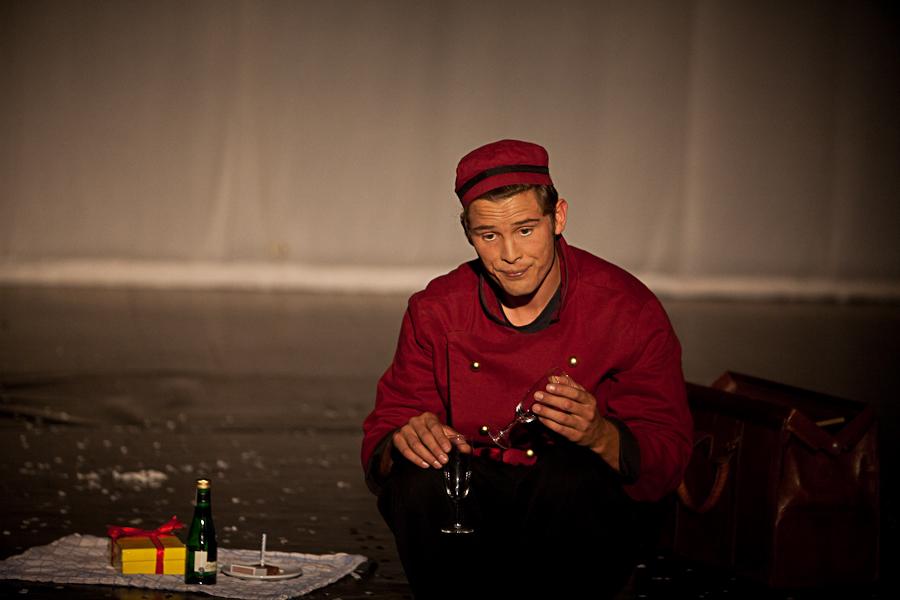Schauspieler Von Nachts Im Museum