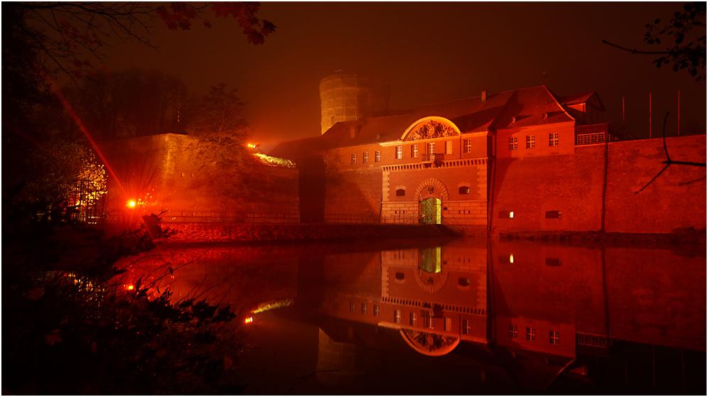 Nachts im Nebel durch Berlin – 01