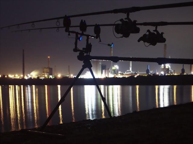 Nachts im Ruhrpod