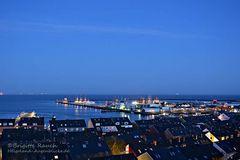 Nachts im Südhafen