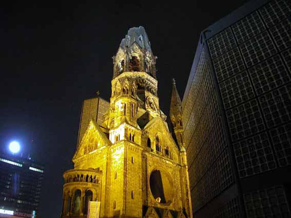Nachts in Berlin...