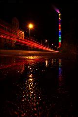 Nachts in Chemnitz...