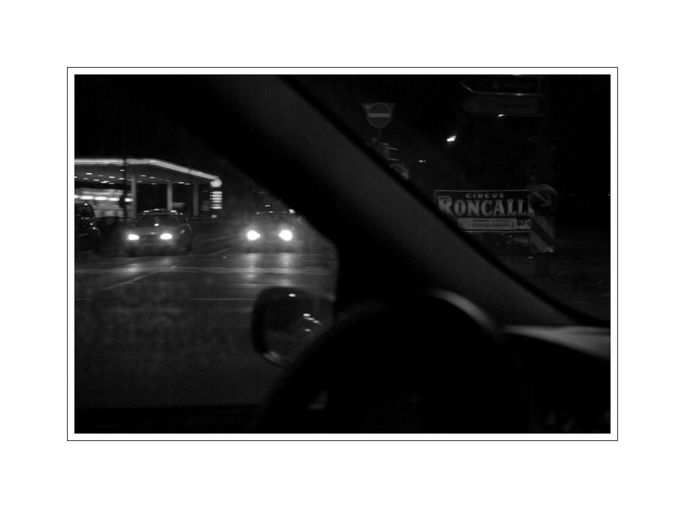 Nachts in der Stadt
