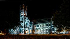 Nachts in Dunedin