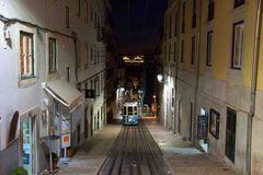 Nachts in Lissabon