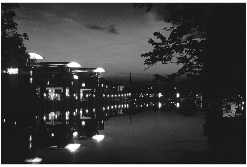 nachts in lübeck