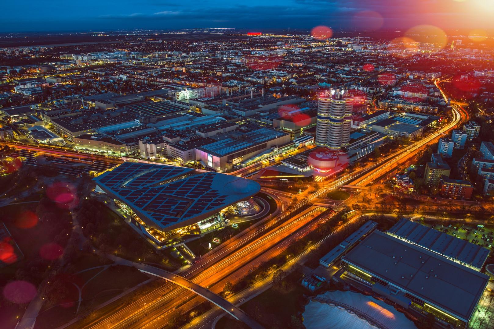 Nachts in München