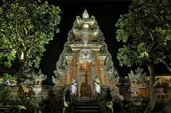 * Nachts in Ubud *