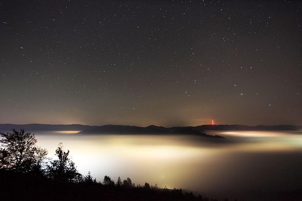 Nachts in Wittgenstein 2