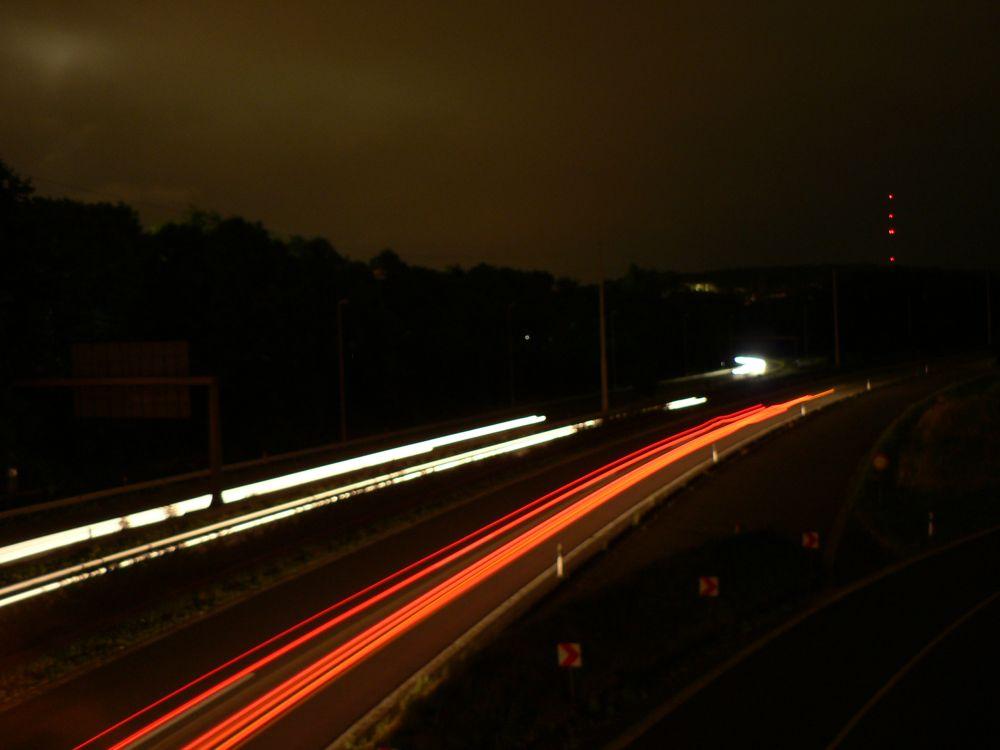 Nachts um halb 2 in Endenich