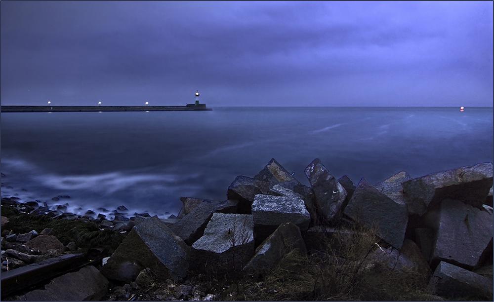 Nachts unterwegs auf Rügen