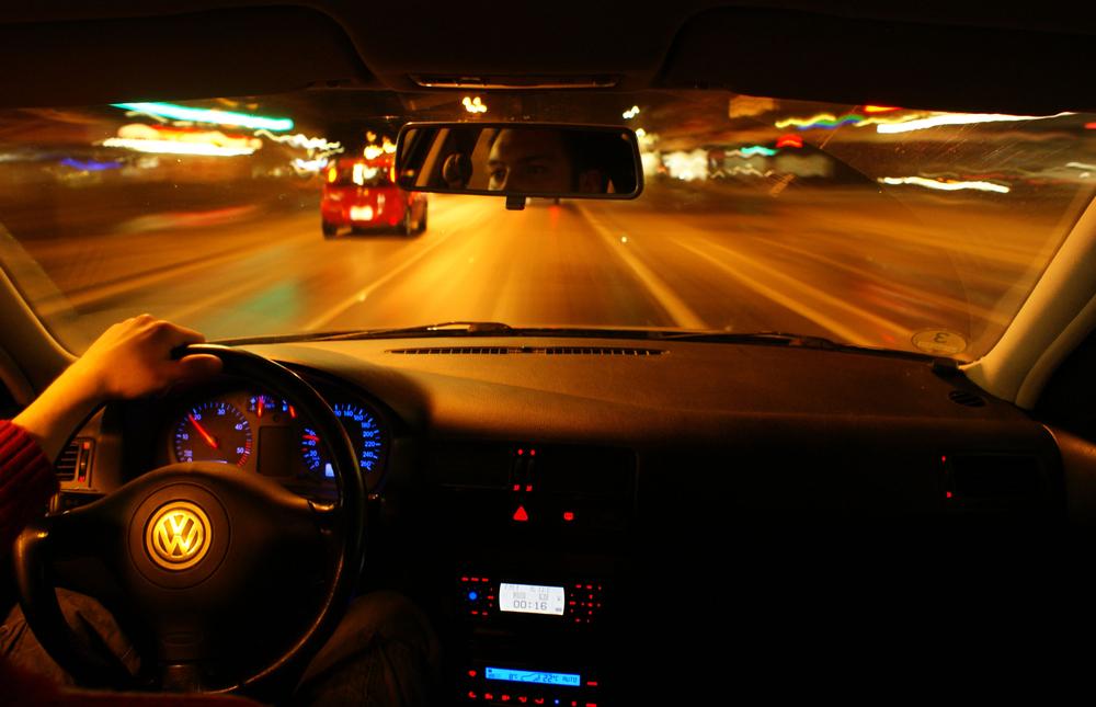 Nachts unterwegs IV