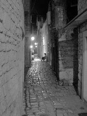 Nachtstimmung in Trogir (Kroatien)