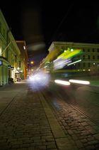 Nachttram in Helsinki