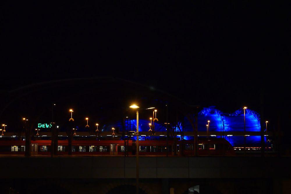 Nachtzug nach Bonn