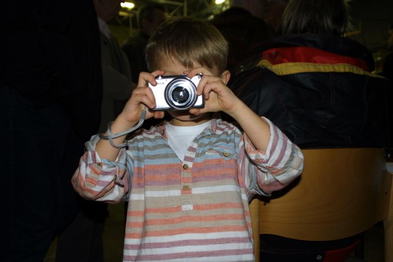Nachwuchsfotograf