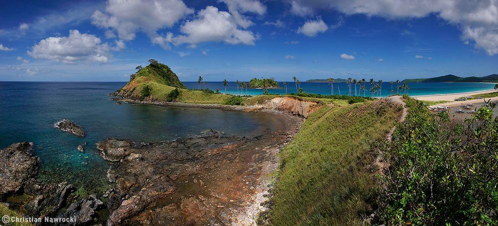 Nacpan Bay