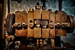 Nadelfräsmaschine