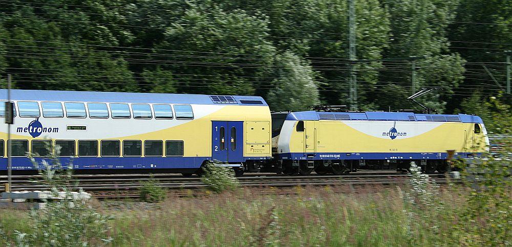 Nächste Haltestelle Hamburg HBF