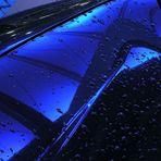 nächtliche Regenschauer . . .