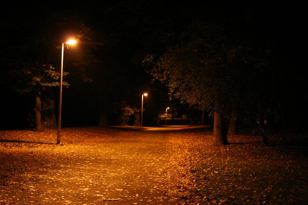 Nächtlicher Heimweg