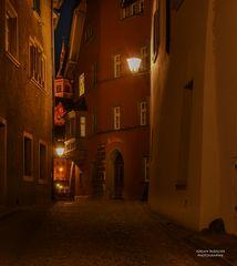 Nächtlicher Rundgang durch die Gassen von Laufenburg