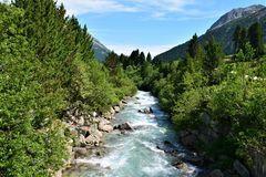 Nähe dem Stausee Schlegeis, Tirol