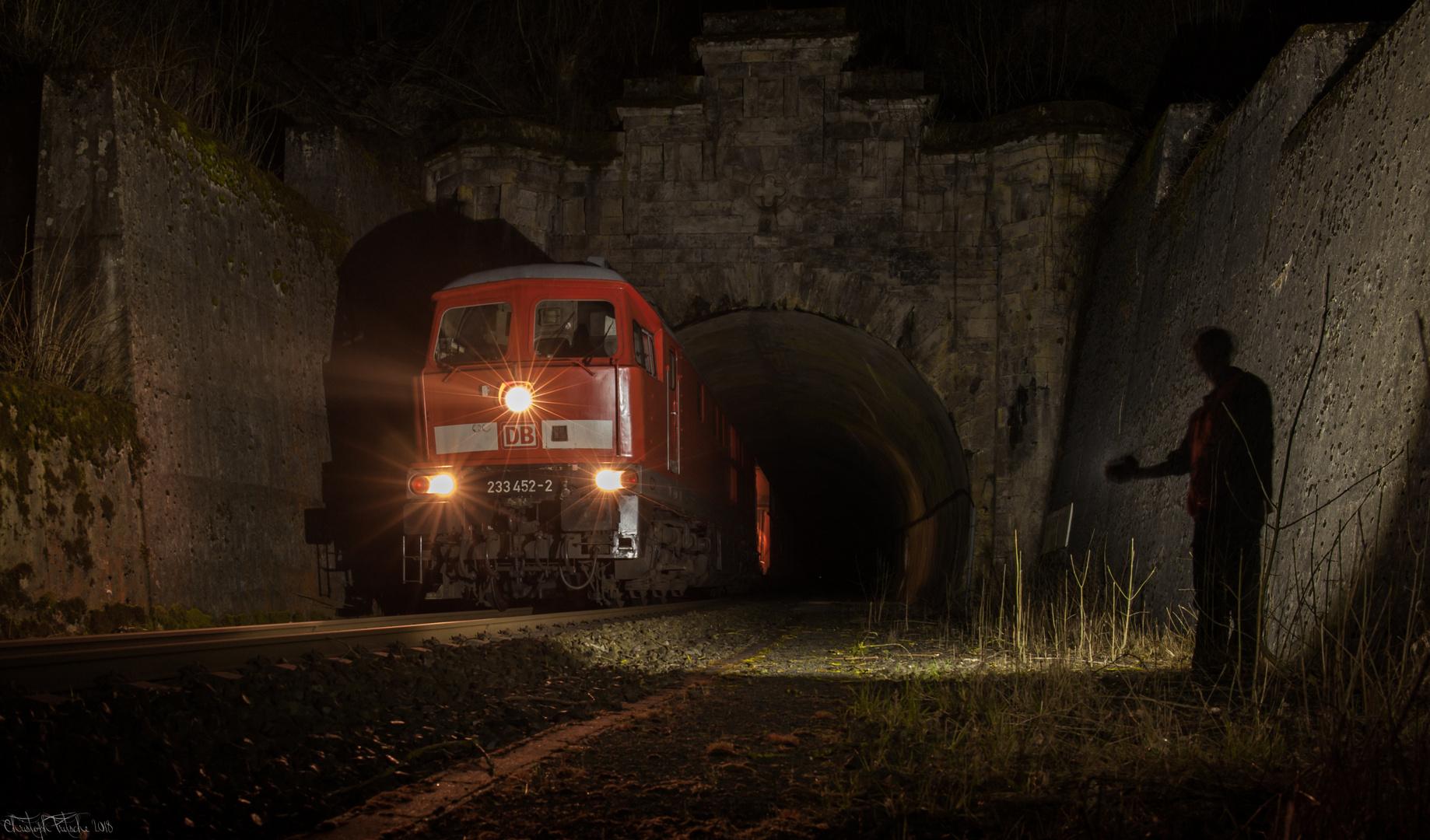 Naenser Tunnel