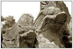 Naga (Detail) - Prasat Hin Phanom Rung, Isaan