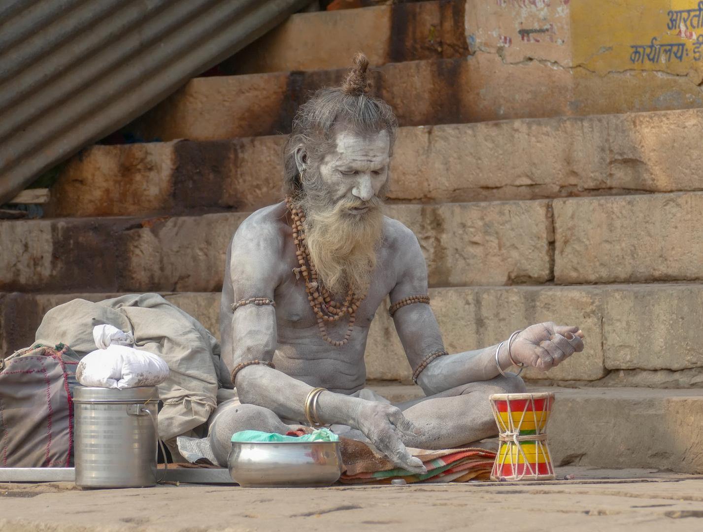 Naga Sadhu