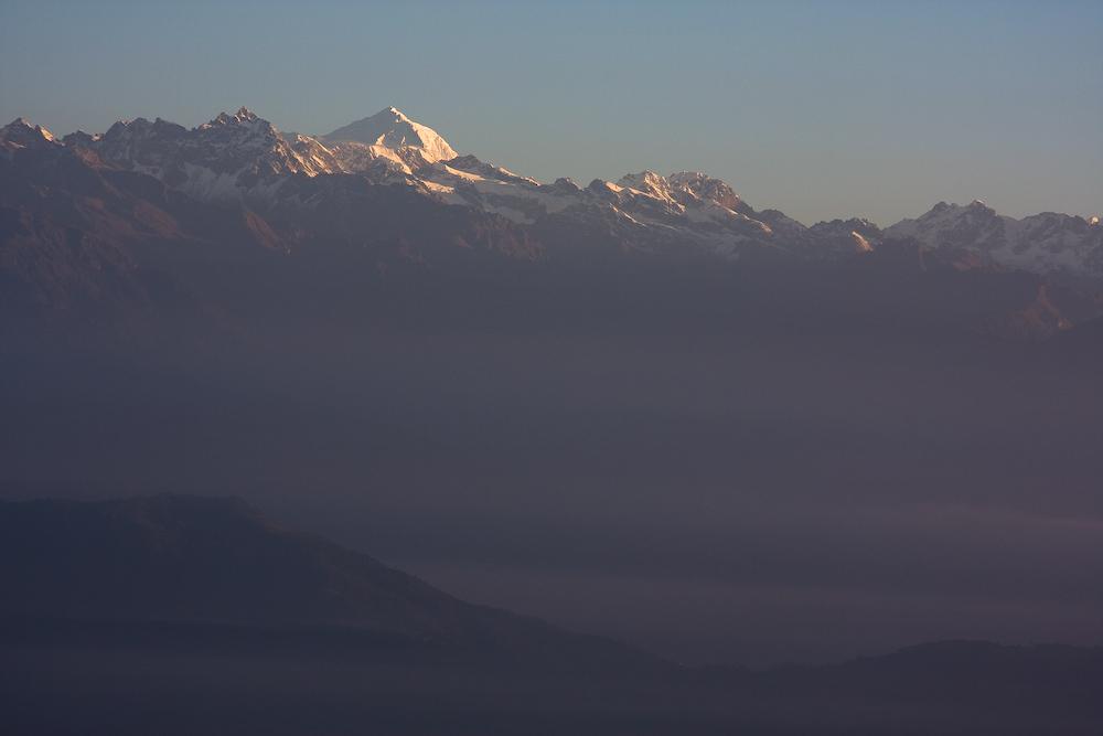 Nagarkot Sunrise II