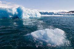 Nah am Gletscher...