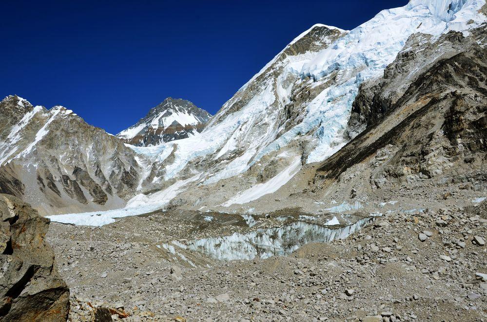 Nahe dem Everest Base Camp