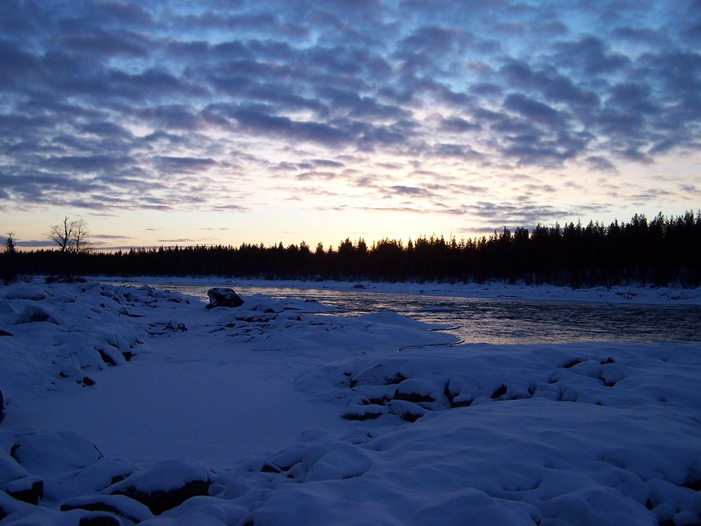 nahe Kiruna, Lappland