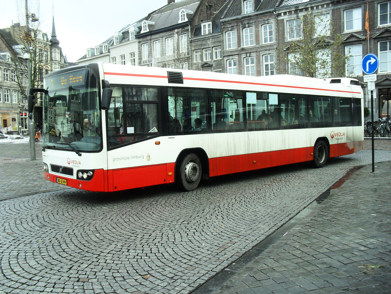 Nahverkehrsbus  Holland Maastrich 1