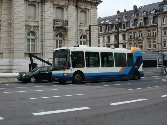 Nahverkehrsbus Luxemburg