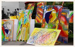 Naive Malerei oder große Kunst?