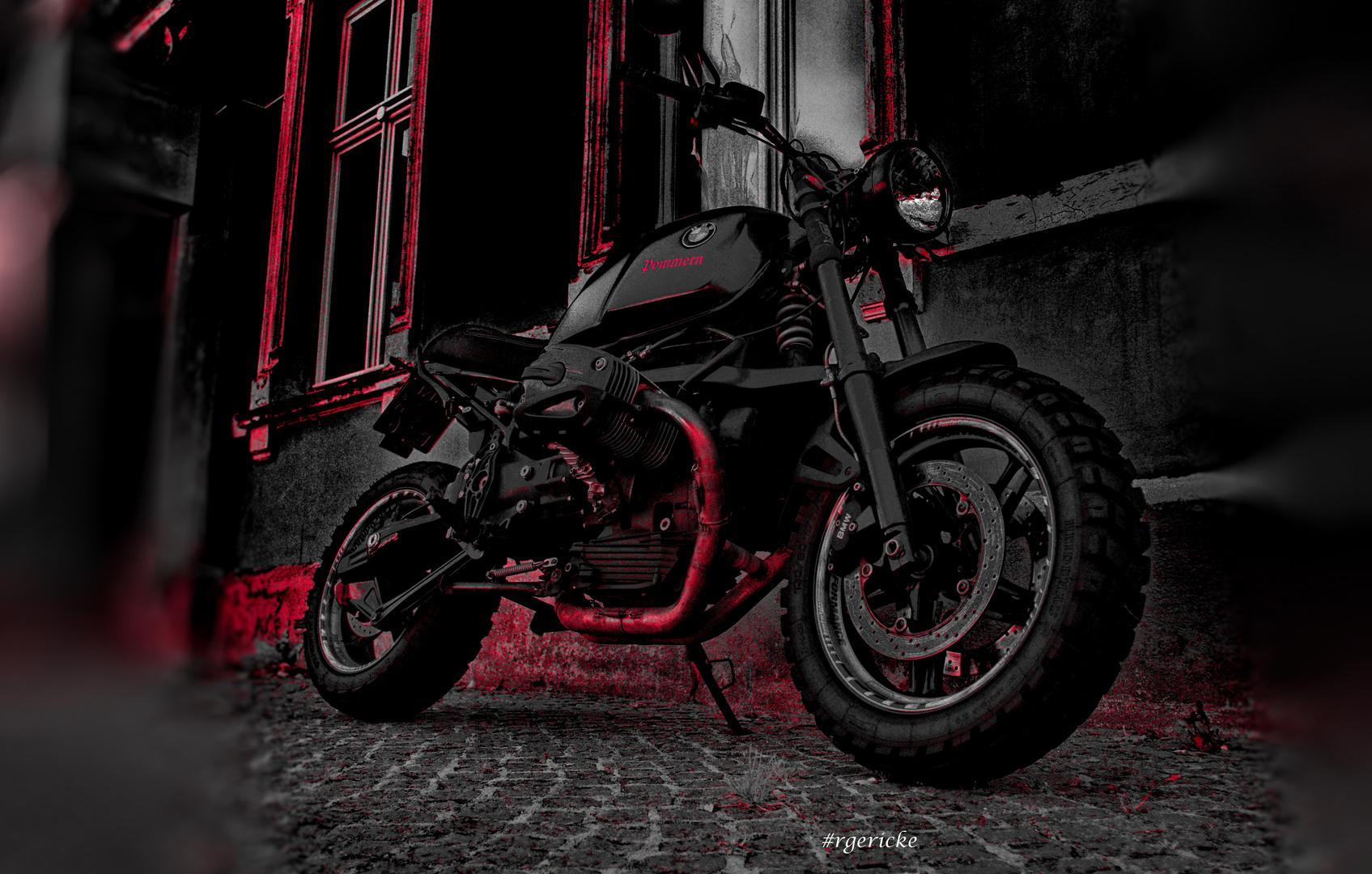 ...naked Bike....