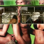 naked bus