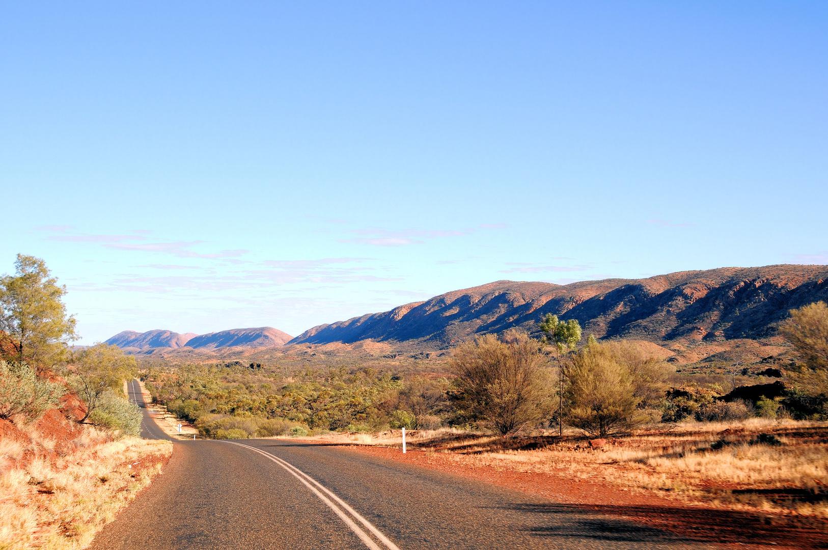Namatjira Drive