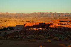 Namib Randgebiet