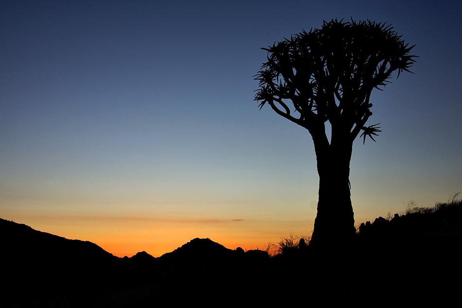 Namibia 2012 – Gute Nacht Namibia…..