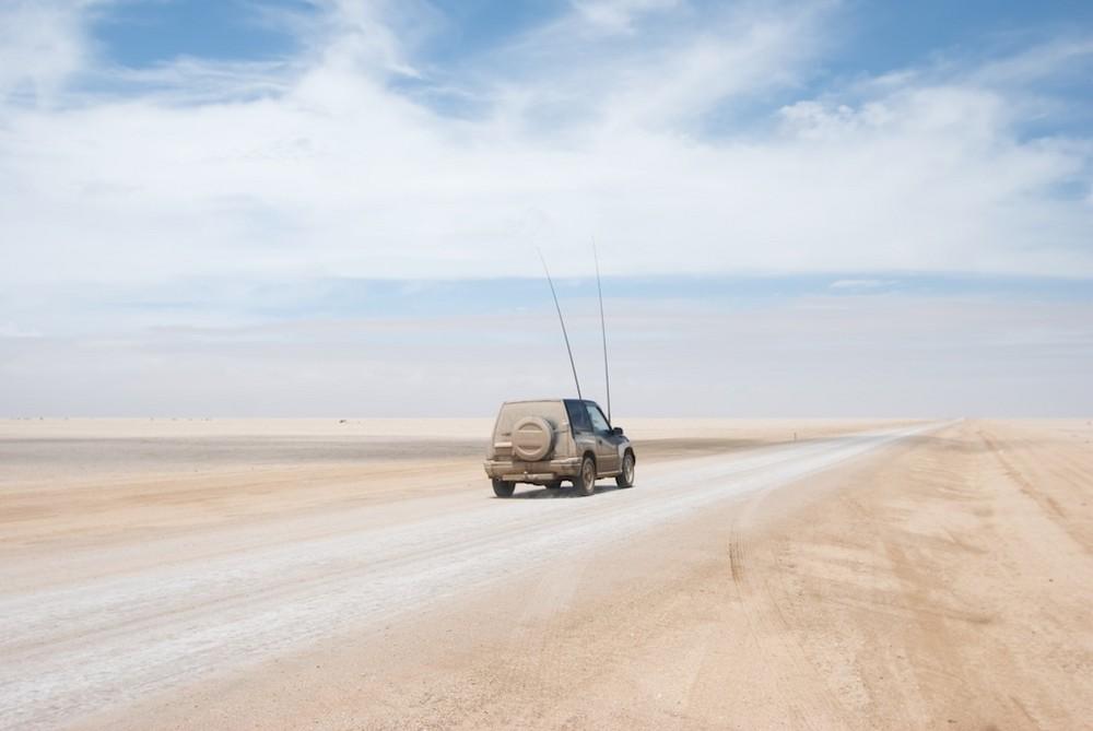 Namibia an der Skelettküste