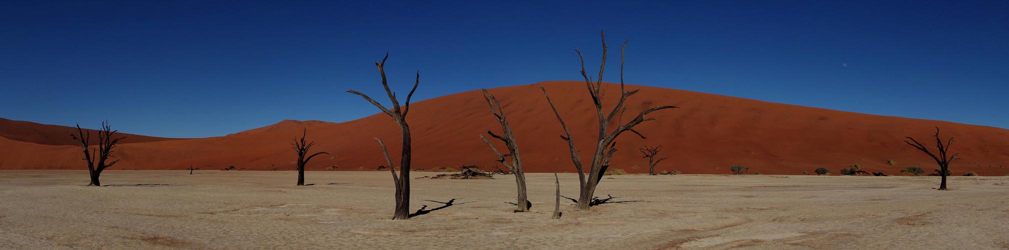 Namibia - Deadvlei - Juni 2018