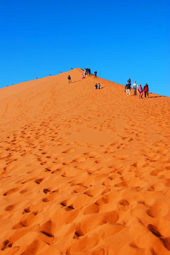 Namibia Deserti la conquista della duna