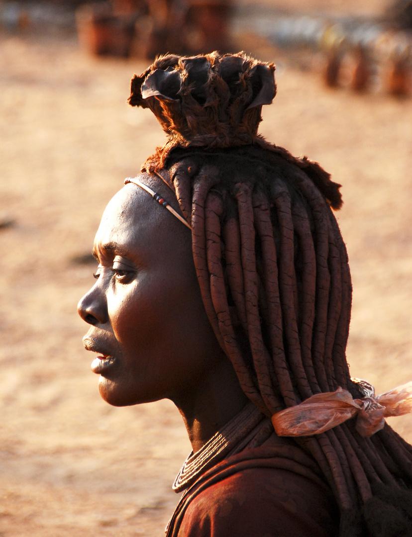 Namibia - Himba La matriarca