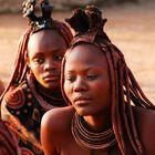 Namibia - Himba Le amiche
