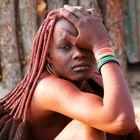 Namibia - Ragazza Himba