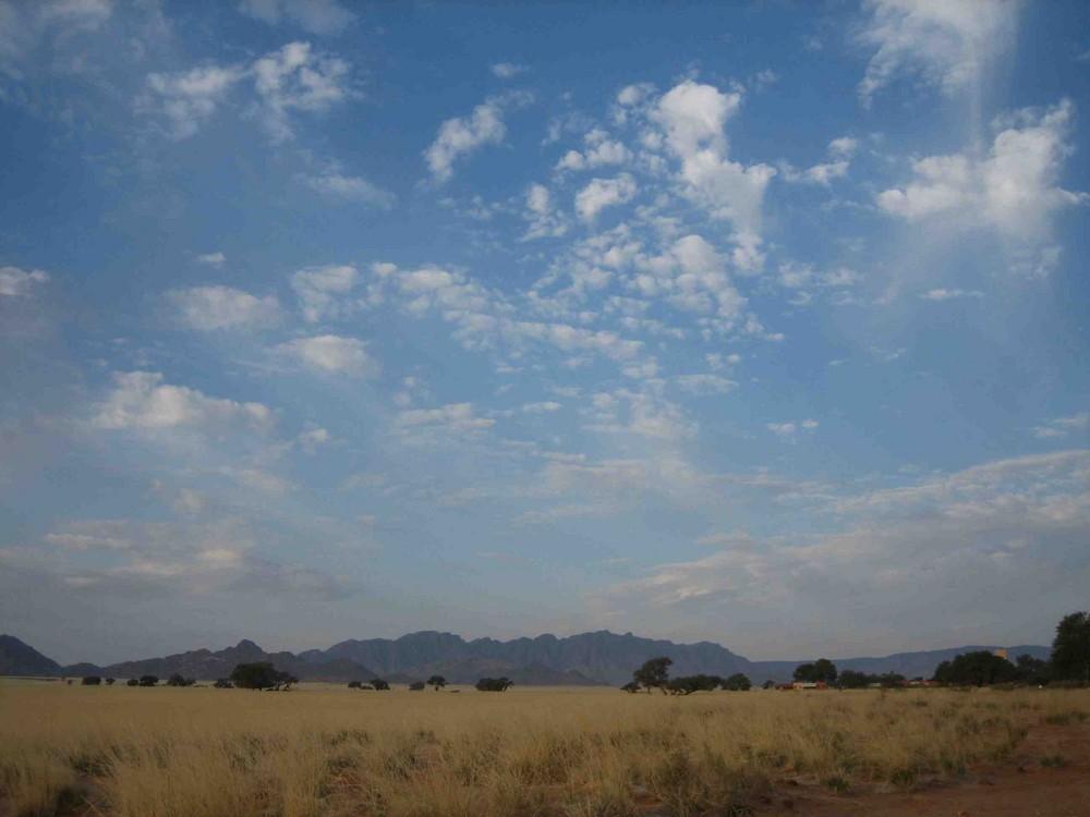 Namibia - Semidesert